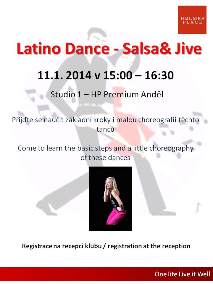 Latino Dance - Salsa& Jive