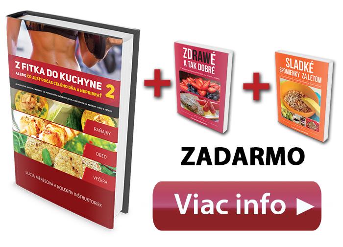 Fitness kucharka z fitka do kuchyne 2 banner na Facebook velky