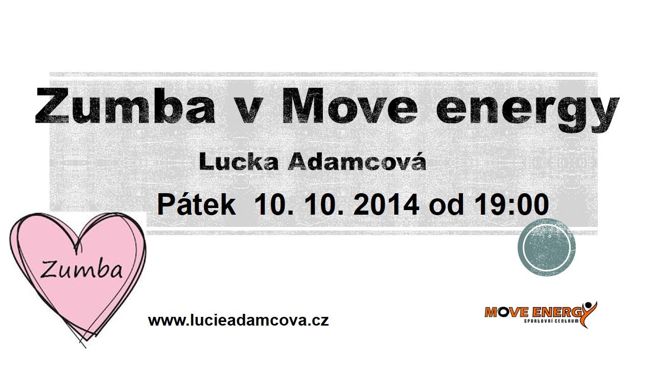 Zumba v Move energy
